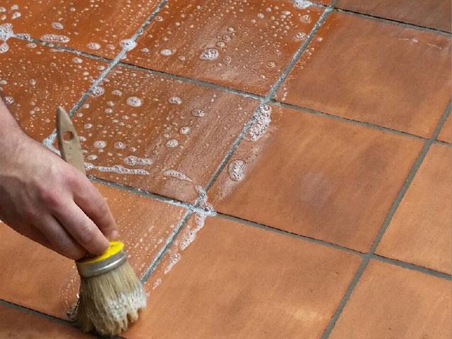 Pavimenti In Cotto Immagini : Trattamenti su pavimenti in cotto cannaò a messina